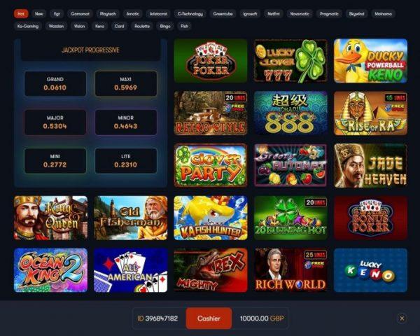 Script Casino GOLDSVET mrs Version 7.0.05