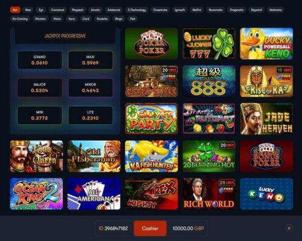 Casino Club Goldsvet MRS 7.1 [CLUB VERSION]