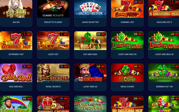 Buy games for online casinos html5